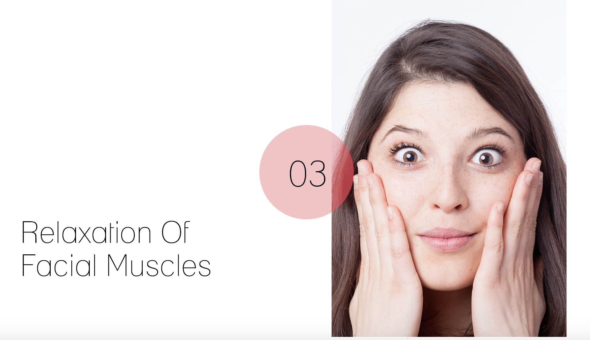 Relaxation of Facial Muscles- Shine on Me